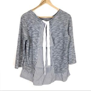Anthropologie Clu + Willoughby Top Blouse …